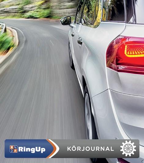 Elektronisk körjournal – håll koll på företagetsbilar och fokusera på verksamheten.