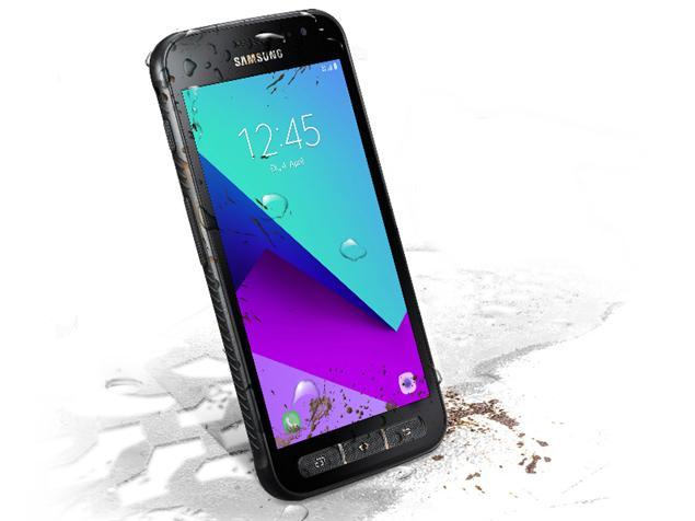Stöt, vatten och dammtålig smartphone med hög prestanda, extremt prisvärd – Samsungs Xcover 4