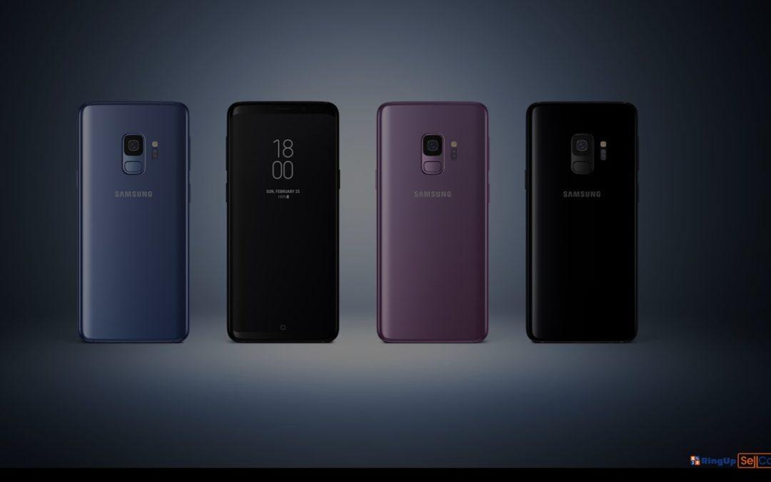 Förhandsboka Samsungs nya flaggskepp S9 & S9+